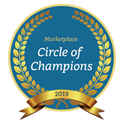 marketplace circle of champions 2019